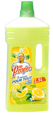 MR PROPRE 1250 ML CITRON