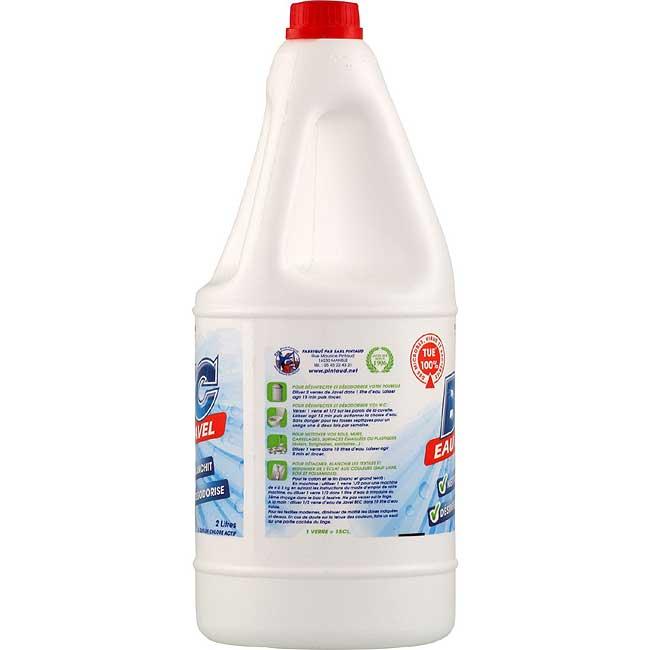 Hygine et propret hygine des surfaces eau de javel eau de for Tache eau de javel