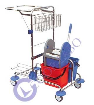 chariot menage combi rs2 coop labo. Black Bedroom Furniture Sets. Home Design Ideas