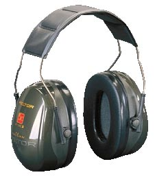 CASQUE ANTI BRUIT OPTIME II 3M H520A