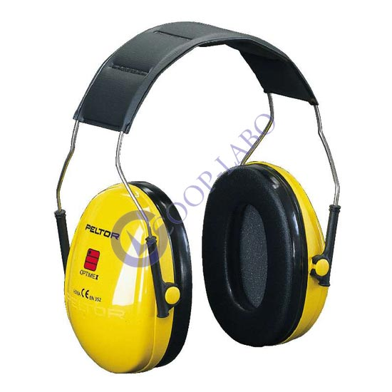 CASQUE ANTI BRUIT 3M-OPTIME1 H510A