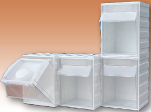 Sécurité - Stockage - Manutention Stockage - Emballages Boites de ...