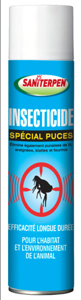 INSECTICIDE SANITERPEN RAMPANTS 400 ML