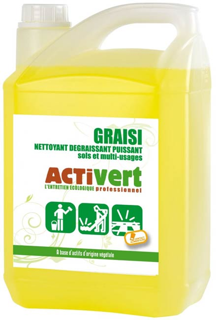 ACTIVERT Nettoyant multi-usages