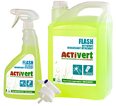 ACTIVERT FLASH NETTOYANT 750ml