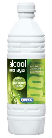 ALCOOL MENAGER POMME ONYX 1L