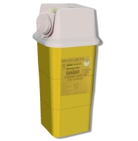 CONTAINER SHARPSAFE 7L