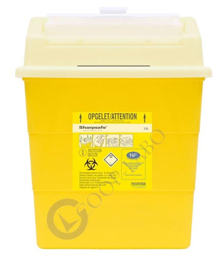 CONTAINER SHARPSAFE 13 L