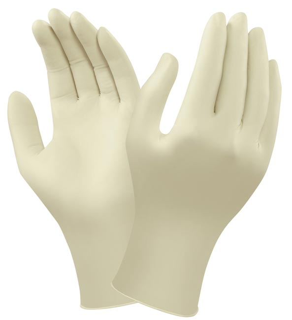 GANTS LATEX TOUCHNTUFF NPx10-7.5/8