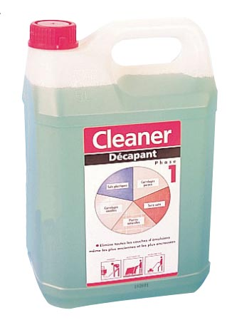 CLEANER DECAPANT 5 L