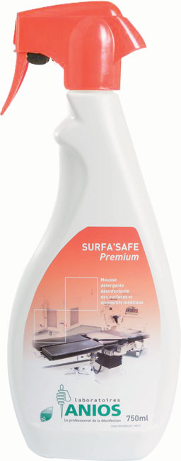 SURF'SAFE PREMIUIM spray 750ml
