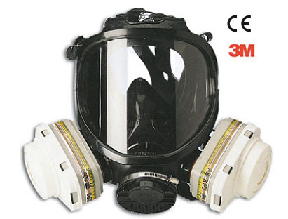 masque 3m complet