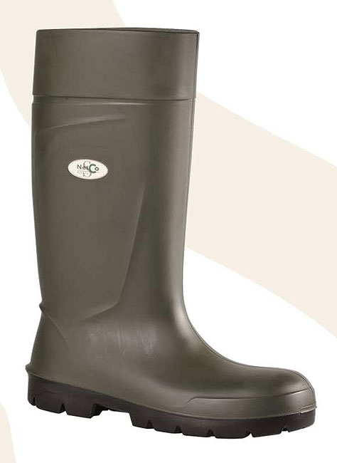 BOTTE HAUTE PROTECTION ARDECHE P45