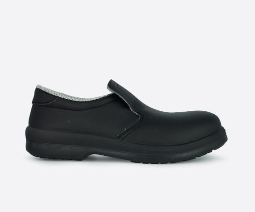 MOCASSIN TED S2 NOIR SECURITE