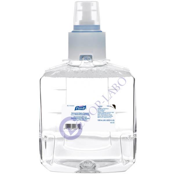 Purell Gel Hydroalcoolique 1 2l Tfx X2 Coop Labo