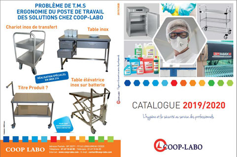 E-Catalogue Coop-Labo